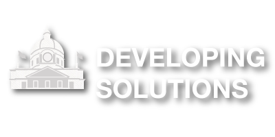 Developing Solutions